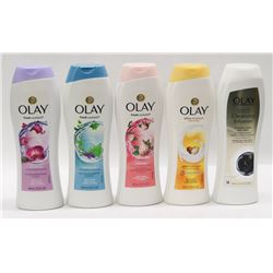 BAG OF ASST OLAY BODY WASH