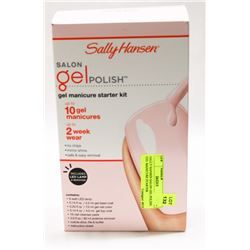 SALLY HANSEN SALON GEL POLISH GEL MANICURE STARTER