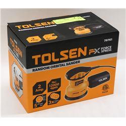 NEW TOLSEN FX 1/4  SHEET RANDOM