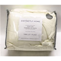 NEW DISTINCTLY HOME EUROPEAN COTTON
