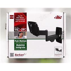 NEW BARKAN E140 FLAT TV