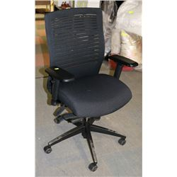 NEW BLACK MESH BACK OFFICE CHAIR