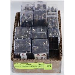 BOX OF ASSORTED DRILLCO DRILL BITS