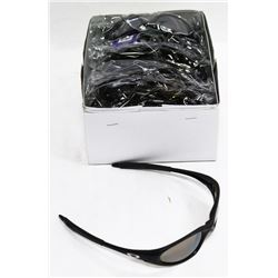 BOX OF OAKLEY STYLE  BLACK DESIGNER