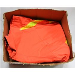 SUPERIOR FLAME RESISTANT RAIN JACKET & PANTS