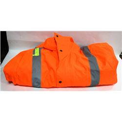 PUT IT ON ORANGE 3-IN-1 TRAFFIC JACKET