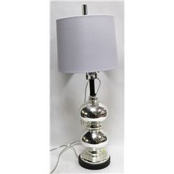 SHOWHOME CHROME TABLE LAMP