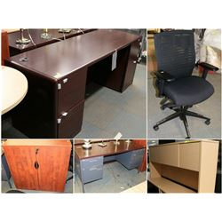 FEATURED NEW OFFICE FURNITURE