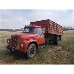 1968 International 1600 Loadstar  14ft Box & Hoist VIN 416600C25629