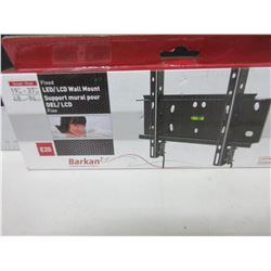 "New Barkan TV Wall Mount for 19"" - 37"" LED/LCD TV'S"