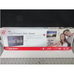 "New Barkan TV Wall Mount for up to 65"" LED/LCD /Plasma TV'S"
