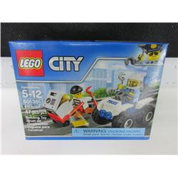 New LEGO City ATV Police