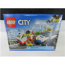 New LEGO City ATV Police