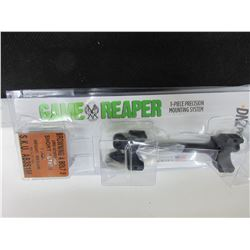 Game Reaper  Scope Mount1 piece Precision Mounting System