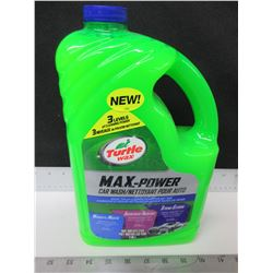 New Max Power Car Wash Concentrate /  2.95 liter