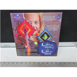 New South American OjO De Dios Crafting Kit