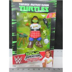 New Ninja Turtles Superstars / Rowdy Roddy Piper