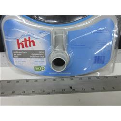 New Pool Multi surface Vacuum Head / works on all pool surfaces