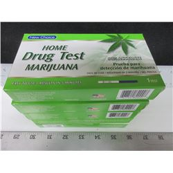 5 New Home Marijuana Drug Test / easy to use 5 min result 98% accurate