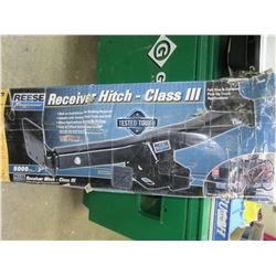 Reese Class lll Hitch / fits most trucks see pics / bolt on adjustible no welding