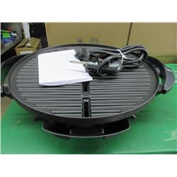 New Electric Non Stick Grill  for indoor/outdoor