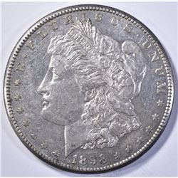 1898-S MORGAN DOLLAR, CH BU PROOF-LIKE