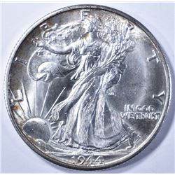 1944-D WALKING LIBERTY HALF CH BU