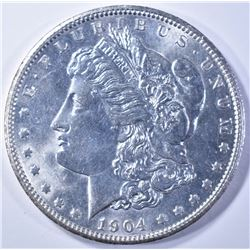 1904-O MORGAN DOLLAR GEM BU