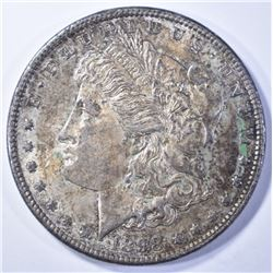 1898 MORGAN DOLLAR  CH BU