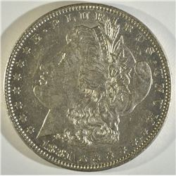 1881-O MORGAN DOLLAR BU