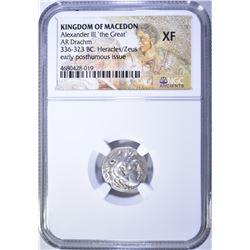 336-323 BC. KINGDOM OF MACEDON ALEXANDER III THE G