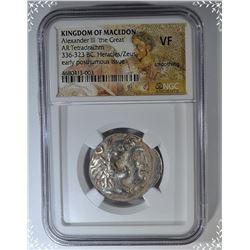 336-323 BC.  KINGDOM OF MACEDON ALEXANDER III
