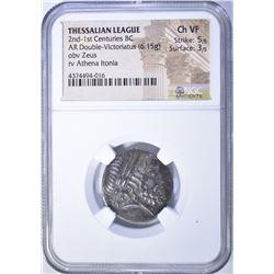 2ND-1ST CENTURIES BC.  THESSALIAN LEAGUE