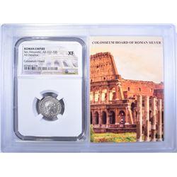 222-235 AD.  ROMAN EMPIRE  SEV. ALEXANDER