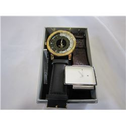 SUPER TECHNO REAL DIAMOND WATCH AND OTHER WATCH
