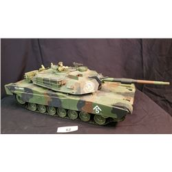 Battery Operated Tank