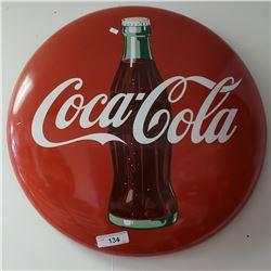 Vintage Coke Button