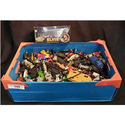 Box Of Diecast Toys