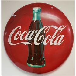 Vintage Coca Cola Button