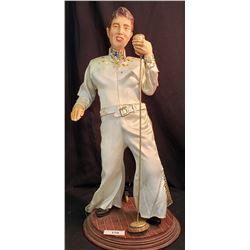 Elvis Mechanical Statue