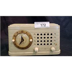 Telechron Clock Radio