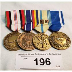 U.S. Armed Forces Afghanistan Medals