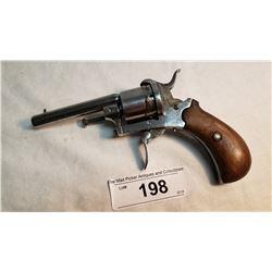Antique German Rim Fire Pistol