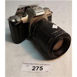 Pentax 2X50 Camera