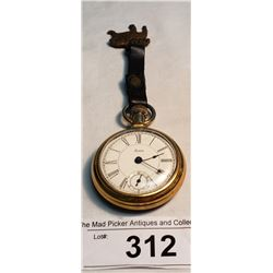 Vintage Sears Pocket Watch