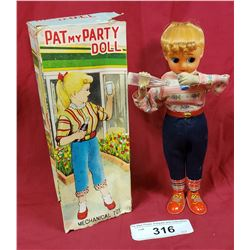 Pat My Party Doll