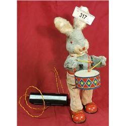 Vintage Drummer Rabbit