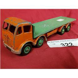 Vintage Dinky Foden Die Cast Truck