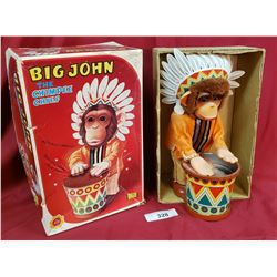 Big John The Chimpee Chief Toy