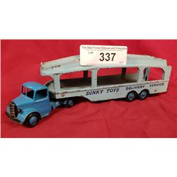 Vintage Dinky Toys Truck And Trailer